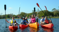 Kayak group