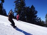 Snow Summit boarder